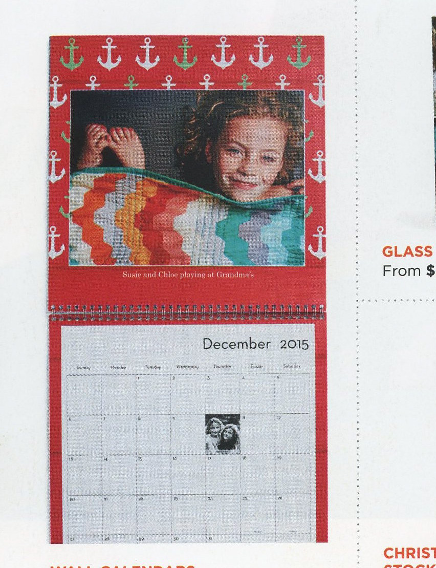 2014 Shutterfly Holiday Gift Guide pg 2
